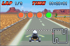 gba crazy frog screenshots 01