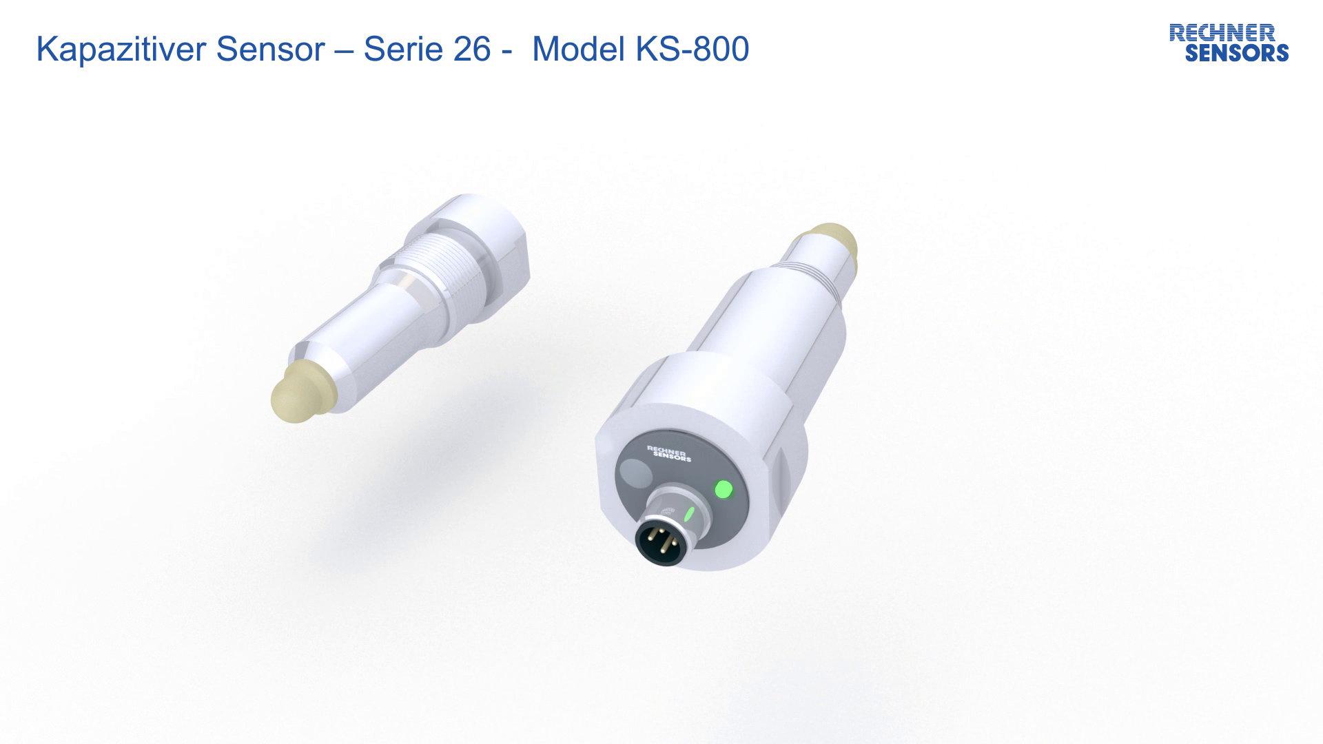 kapazitive sensoren industrieproduktion