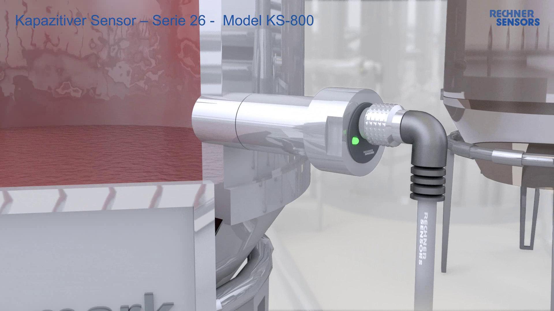 Sensoren in der Ketchup-Produktion