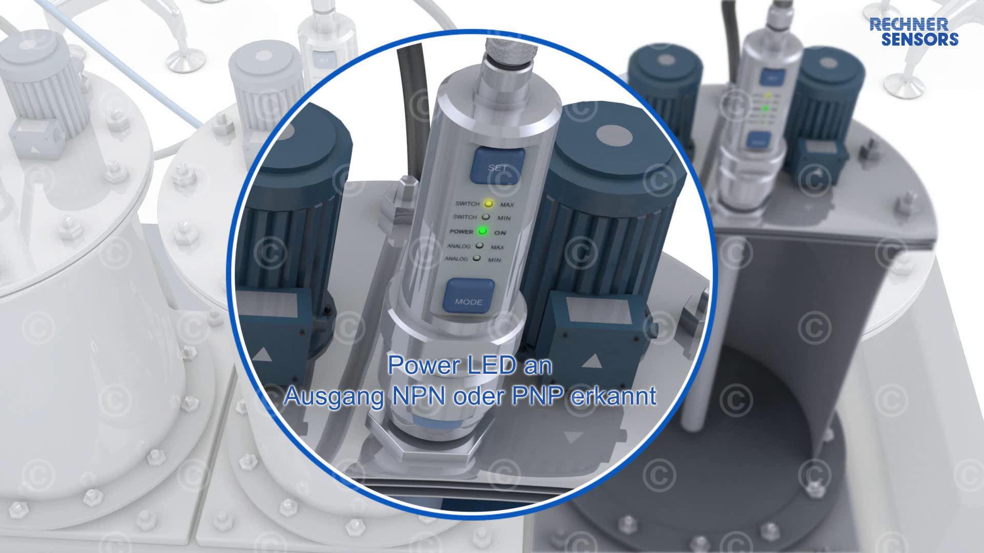 sensoren produktion industrie