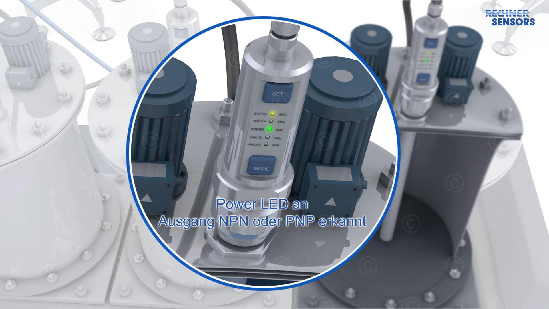 produktfilm kapazitive sensoren