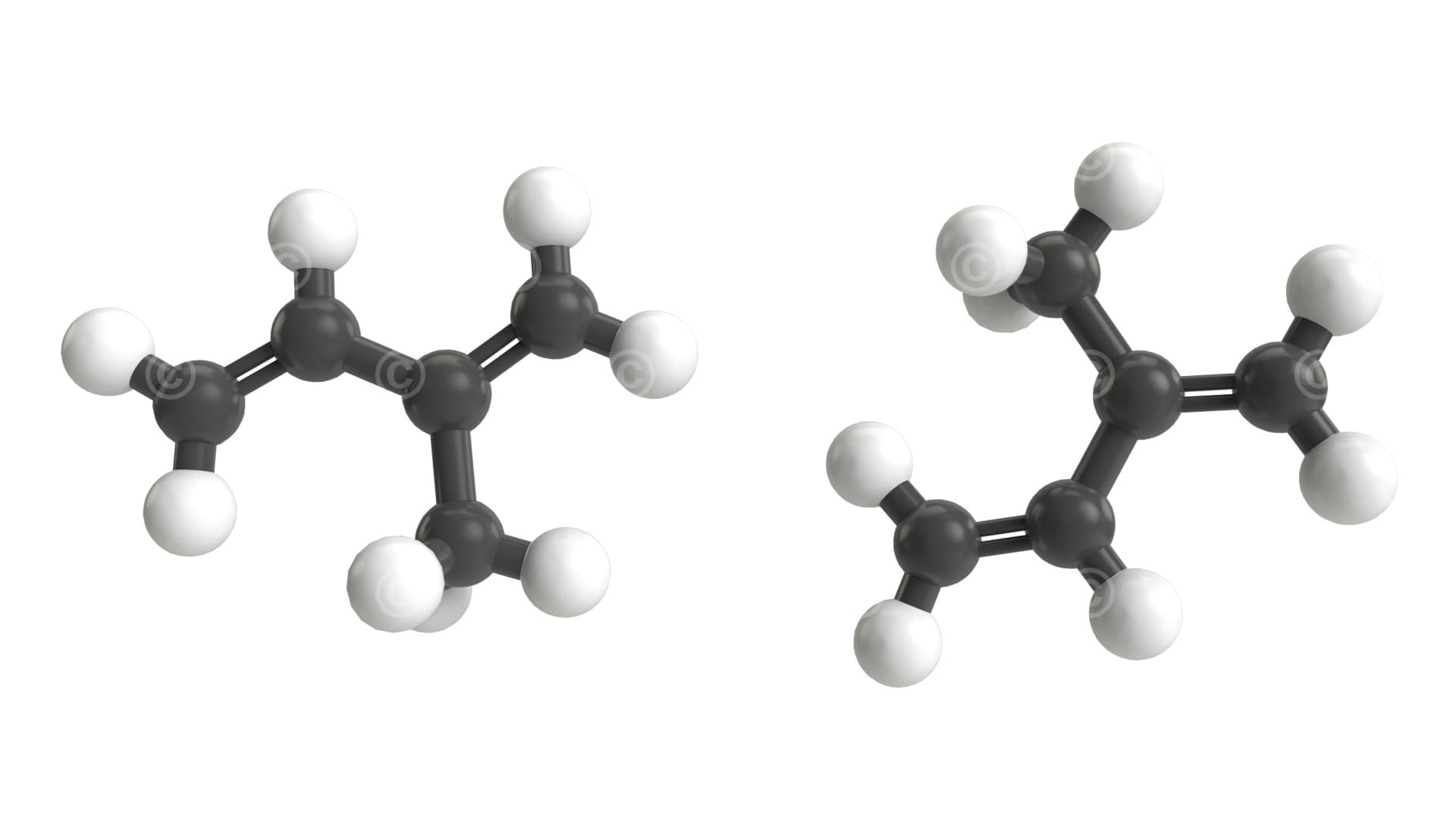Molekül Isopren